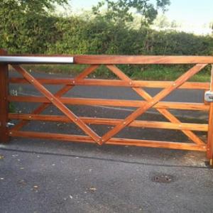 field gate (Custom)